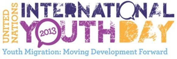 Kansainvälinen nuorisopäivä on 12. elokuuta. Kuva: UN/DESA