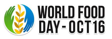 Maailman ruokapäivää vietetään 16. lokakuuta