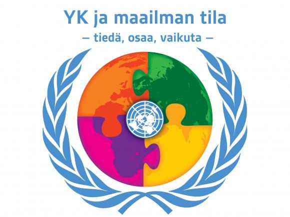 YK ja maailman tila -tietokilpailu on alkanut.